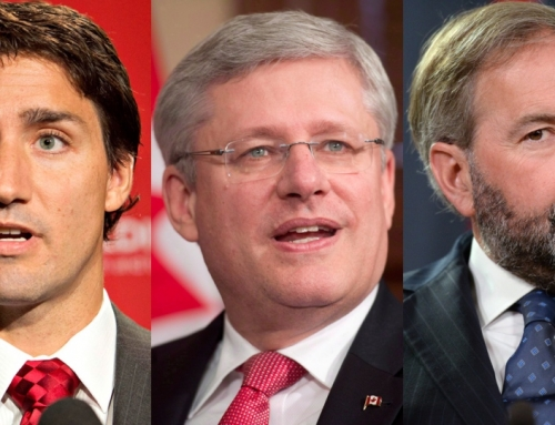 Harper, Mulcair & Trudeau Competencies