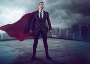 Talent Management - Employees as Heros